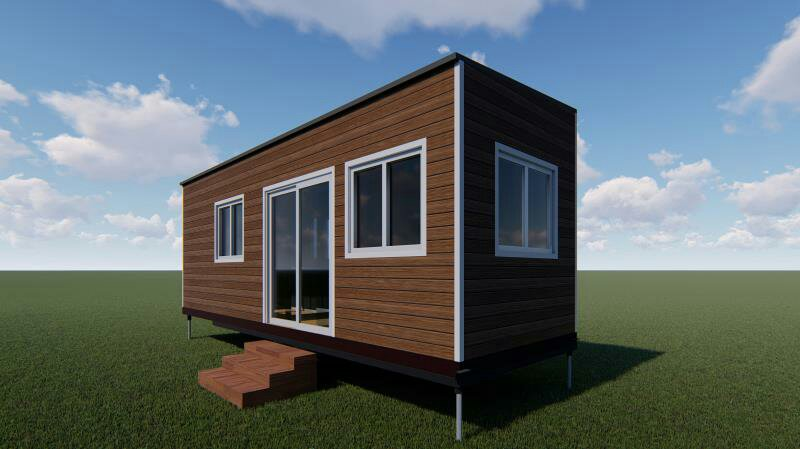Tiny House On Wheels   Auckland   New Zealand